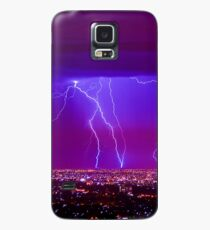 Lightning over Adelaide Case/Skin for Samsung Galaxy
