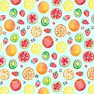 Fruit Salad by Tangerine-Tane