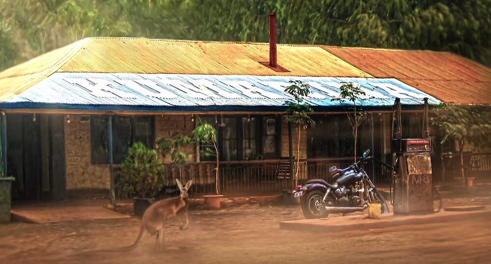 Roadhouse by Cliff Vestergaard