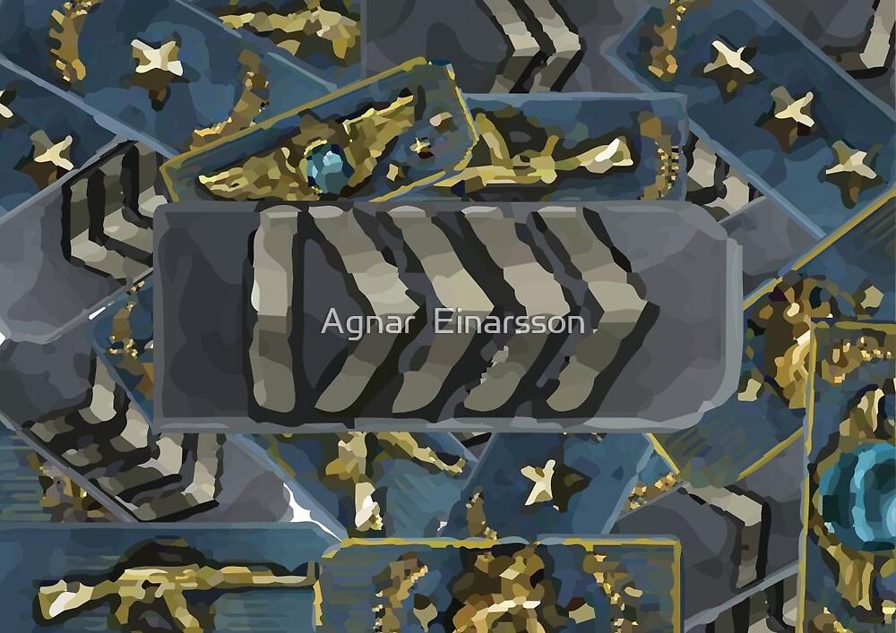 Rankmash Silver elite by Agnar  Einarsson