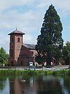 St. John the Baptist Church, Whittington,Shropshire by Yampimon