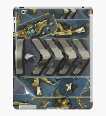 Rankmash Silver elite master iPad Case/Skin