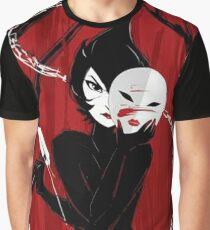Ashi The Daughter Of Aku Graphic T-Shirt