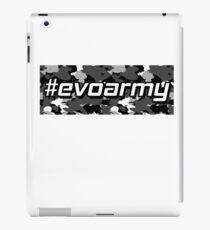 Evo Army iPad Case/Skin