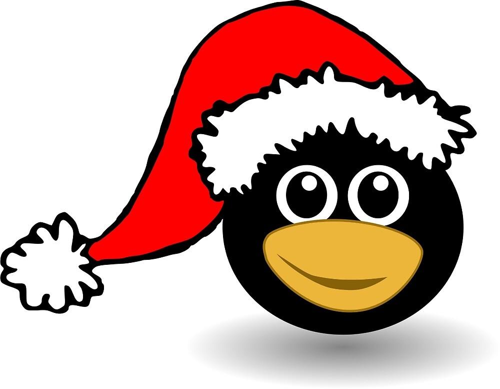 Christmas Penguin by Lingua94