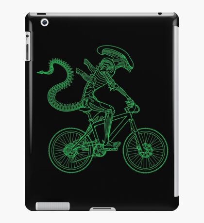 Alien Ride iPad Case/Skin