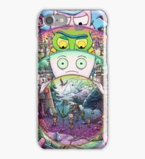 The Ricks Must Be Crazy iPhone Case/Skin