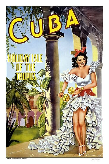 Cuba Holiday Isle of the Tropics by vintagetravel