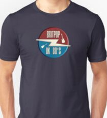 Wonderful 80's UK Britpop T-Shirt
