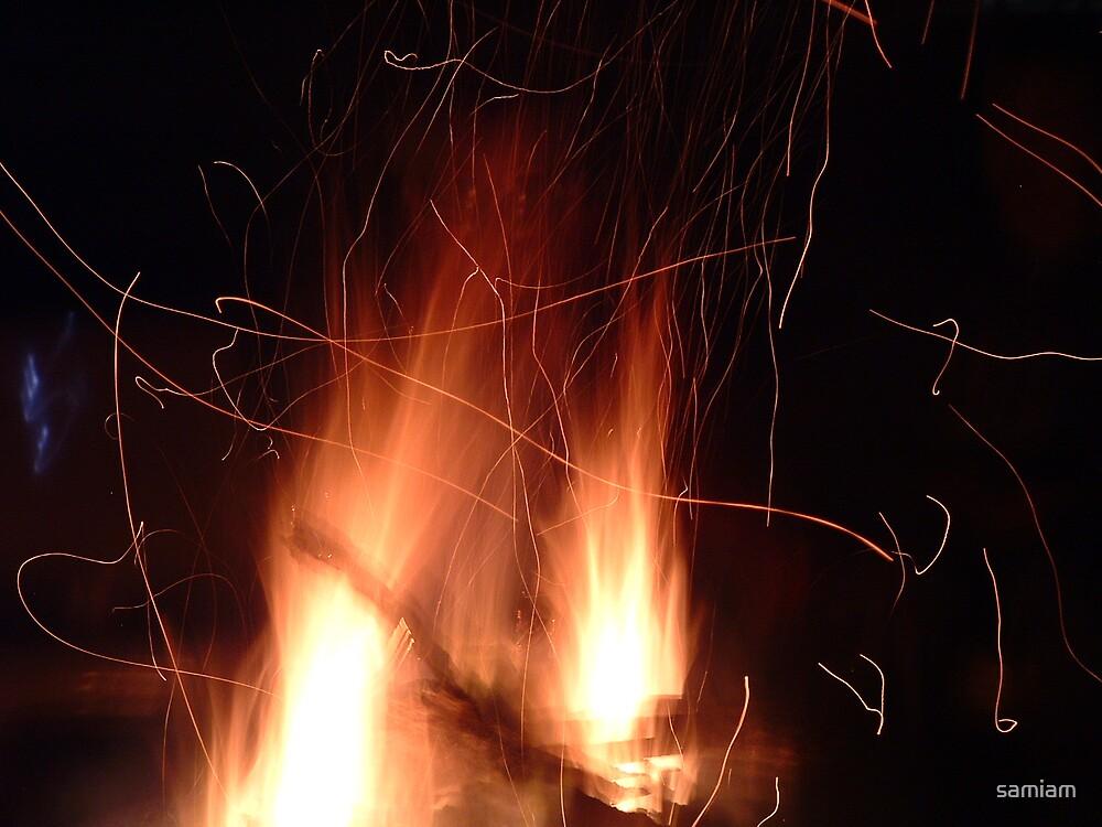 Fire by samiam