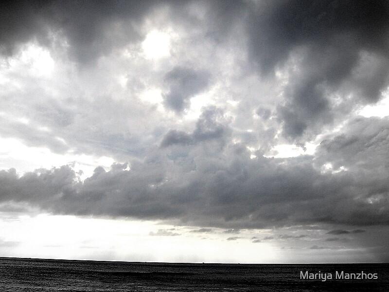 Florida Sky by Mariya Manzhos