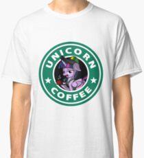 Unicorn Coffee Classic T-Shirt