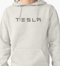 Tesla Pullover Hoodie