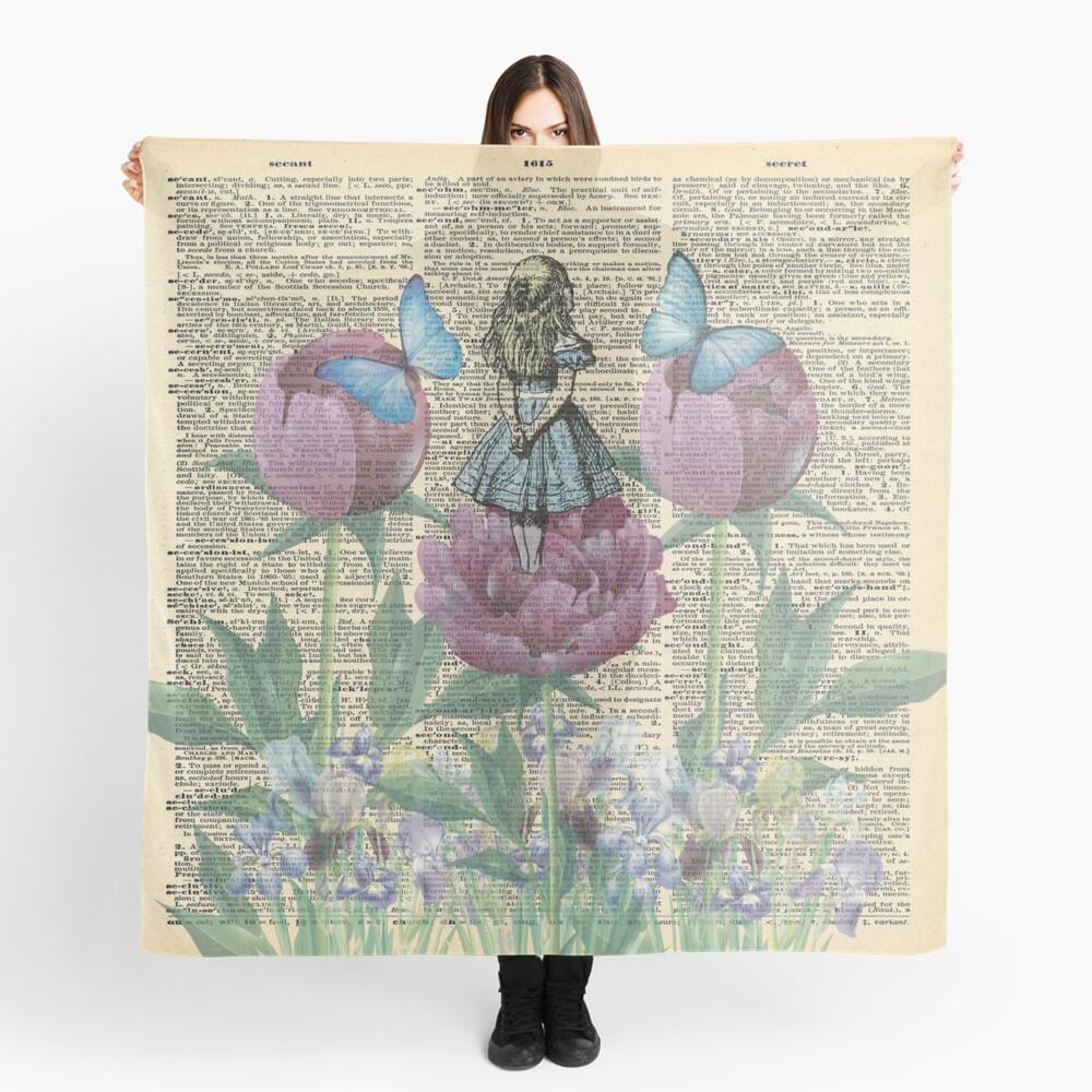 Alicia en el país de las maravillas - Wonderland Garden Pañuelo