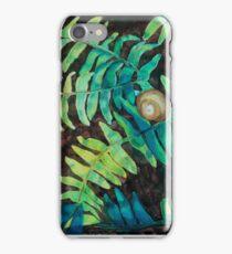 Snail Abode iPhone Case/Skin