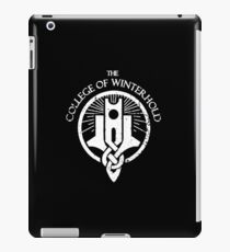Winterhold College iPad Case/Skin