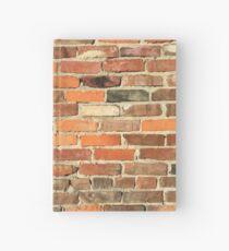 Brick Wall 1 Hardcover Journal