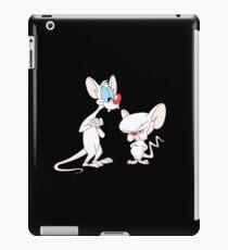 Pinky and The Brain iPad Case/Skin