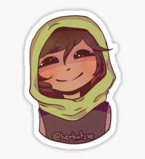 Samirah al-Abbas STICKER Sticker