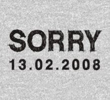 SORRY - AT LAST by Melinda Kerr