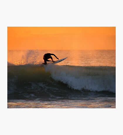 Floater Photographic Print