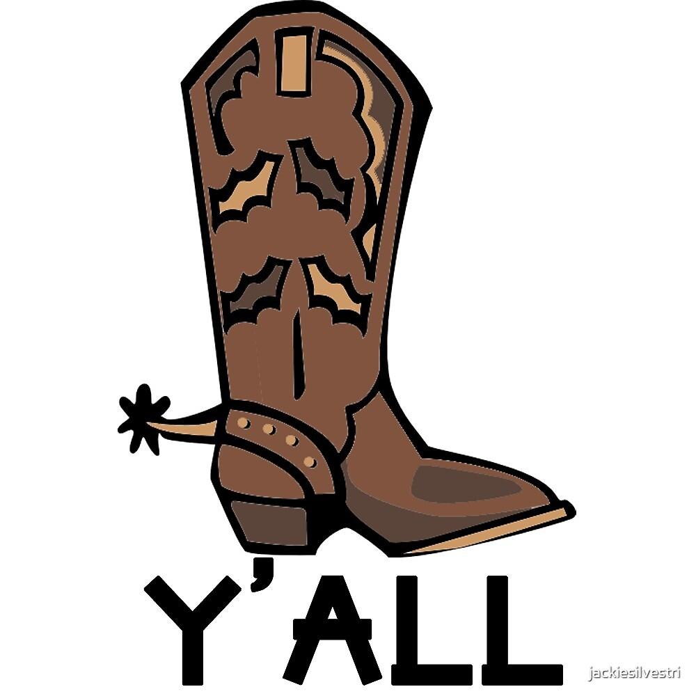 Cowboy Boots by jackiesilvestri