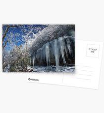 Ice Postcards