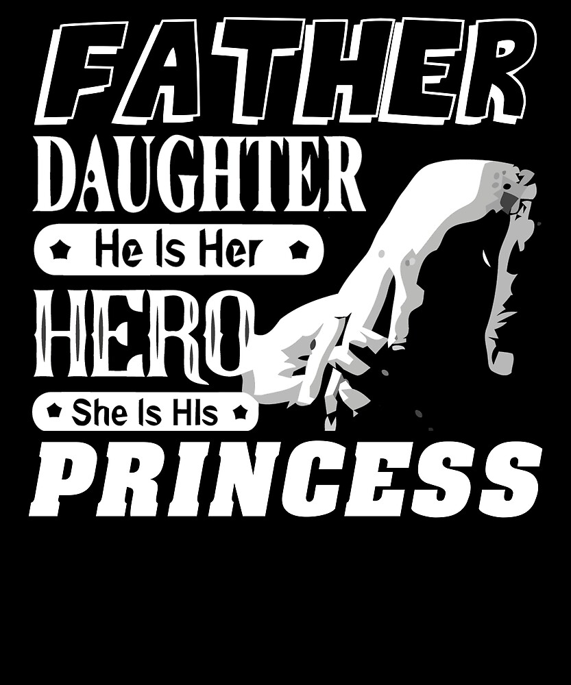 Father And Daughter T Shirt Gift for you Dad by chihai