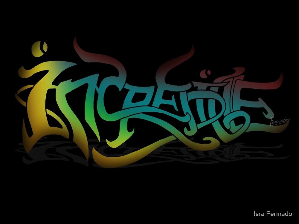 incredible lettering by Fermado