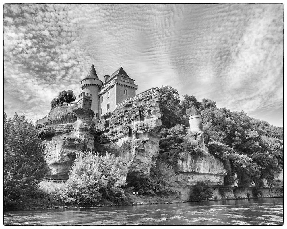 BW France Chateau de Belcayre by Steven House