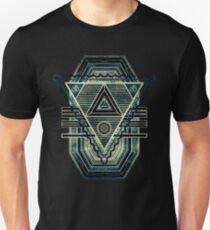 Tesla Portal - Dark stargate Unisex T-Shirt