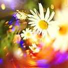 The world of dancing flowers 2 by Mikko Tyllinen