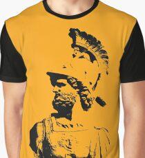 Greek hoplite warrior Graphic T-Shirt