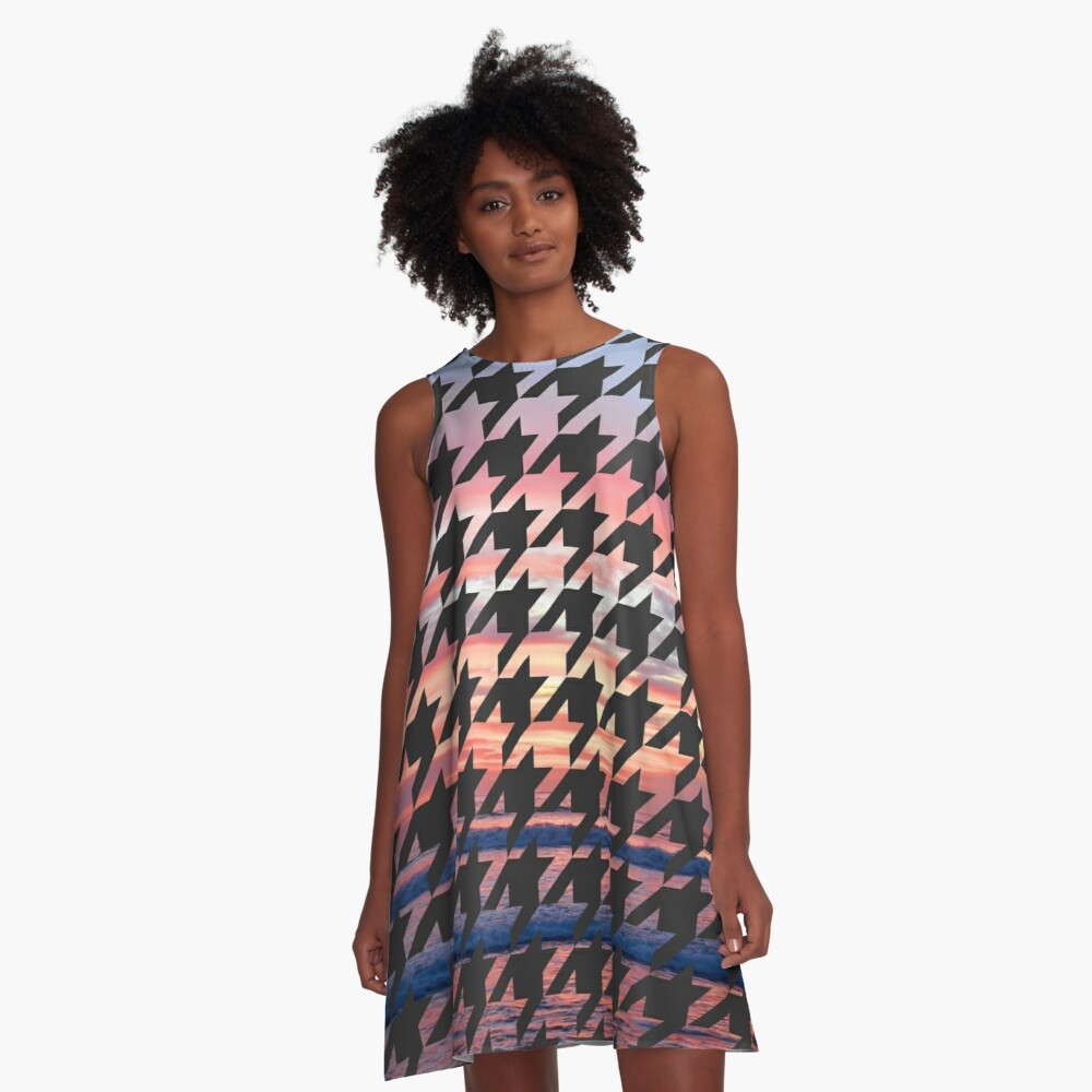 you can relax if you try A-Line Dress Front