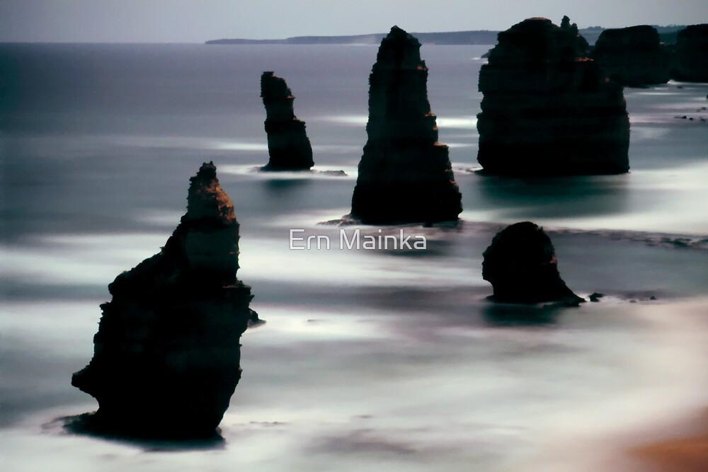 Moonlight Sentinels by Ern Mainka