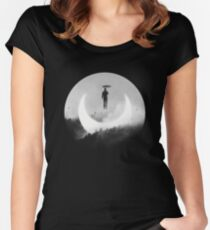 Chasing the Light Women's Fitted Scoop T-Shirt