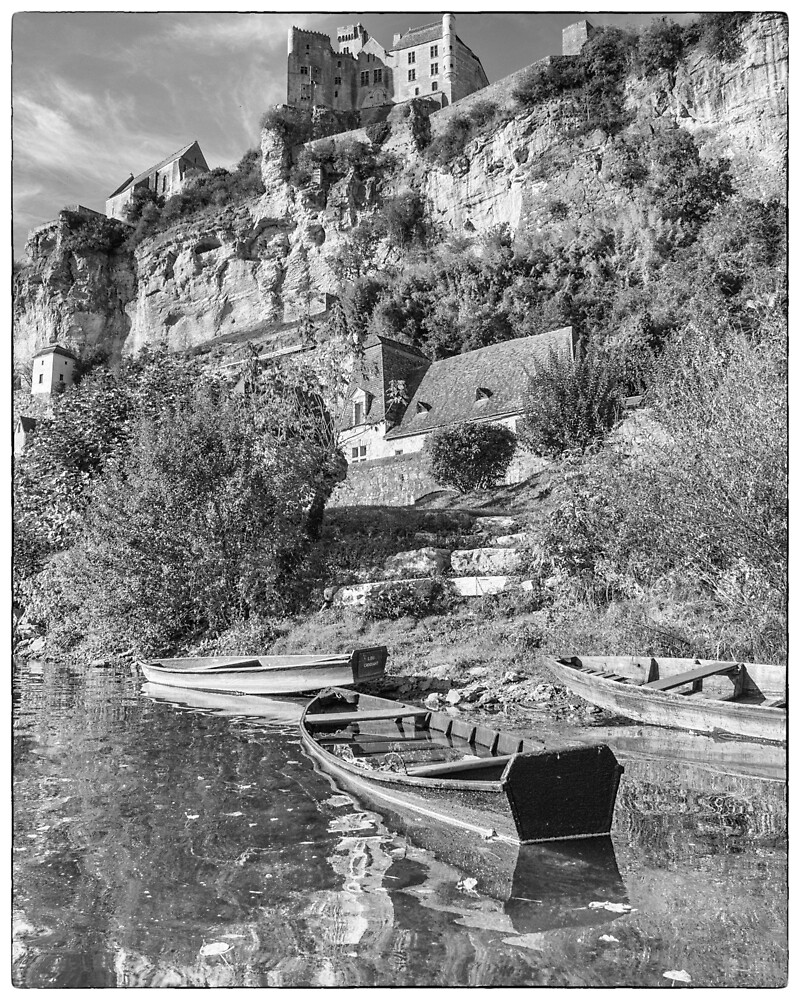 BW France Chateau Beynac & Punts by Steven House