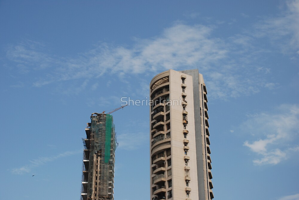 Built vs under construction by SheriarIrani