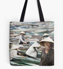 Yen Vi River Tam Coc Tote Bag