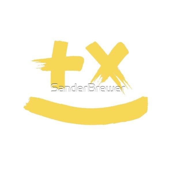 Marttin Garrix - gold logo by Mia J.