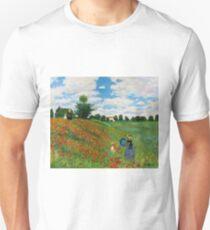 Landscape by Monet Unisex T-Shirt