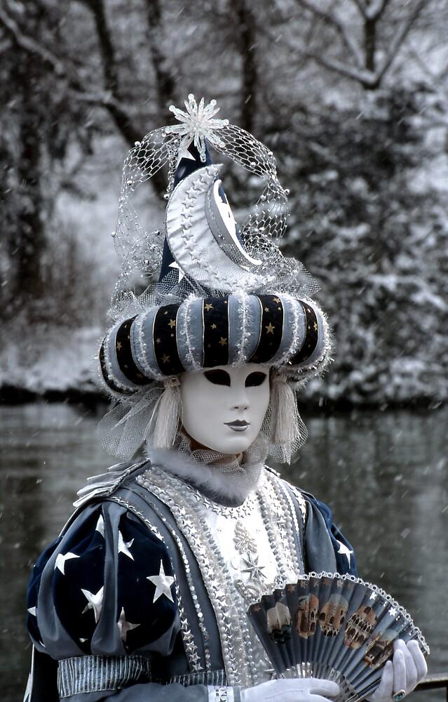 Venetian costume by jephoto