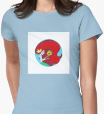 Murmaid Womens Fitted T-Shirt