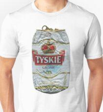 Tyskie - Crushed Tin Unisex T-Shirt