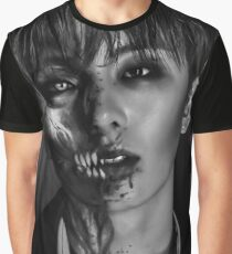 Monster Kihyun Graphic T-Shirt