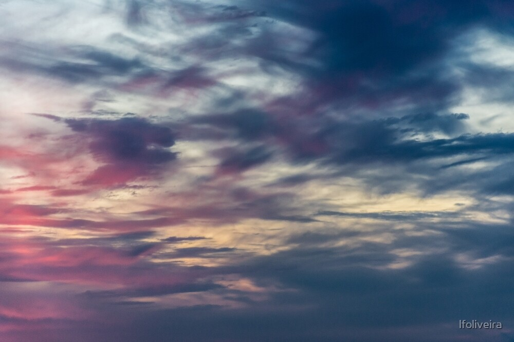 Colorful sky by lfoliveira