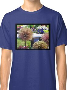Springtime in the park Classic T-Shirt