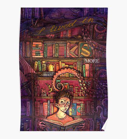 Book Boy Poster