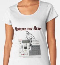 Bowling for Beats Women's Premium T-Shirt