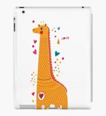 I'm a Giraffe iPad Case/Skin